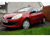 Renault Clio LOW MILES!!
