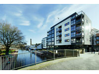 A stunning 3 bed 2 bath apartment in this quality development with views overlooking the Canal
