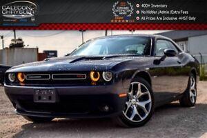 2016 Dodge Challenger R/T|Navi|Backup Cam|Bluetooth|Leather|R-St