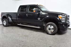 2013 FORD F-350 SUPER DUTY 4WD CREW CAB LWB