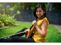 VIOLIN LESSONS | ALL AREAS IN CENTRAL LONDON