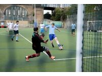 5-a-side football in Shoreditch!