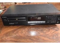 Sony CDP-361 Compact Disc Player