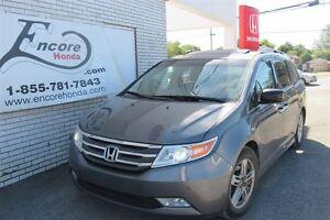 2011 Honda Odyssey Touring/NAVIGATION/JAMAIS ACCIDENTÉ/