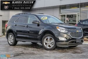 2016 Chevrolet Equinox LT AWD* Nav*Roof*Heated seats*Mylink