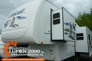 2007 Forest River wildcat 29rl