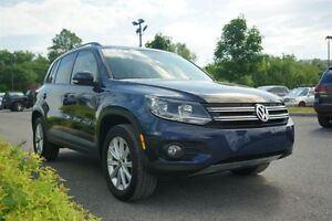 2014 Volkswagen Tiguan Comfortline TOIT