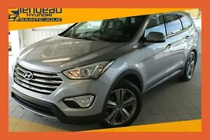 2013 Hyundai Santa Fe XL Limited + CUIR + AWD + JAMAIS ACCIDENTÉ
