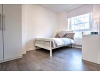 Large double room available in August! Moments from Clapham Common tube station!