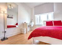 Can't be in London? Skype us now to reserve the spacious double room!