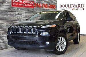 2014 Jeep Cherokee NORTH 4X4 VUS MAGS CAMERA