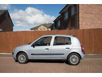04 Plate Renault Clio - MOT June 2017, Great 1st time buy.