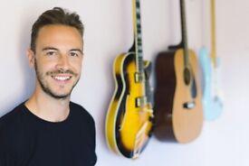 Croydon Guitar Lessons - experienced, friendly teacher!