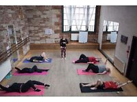 Pilates Classes Glasgow West End Beginner and Improver level