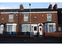 Three Bedroom House off Beverley Road
