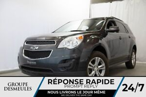 Chevrolet Equinox lt+awd+bluetooth+mags 2014