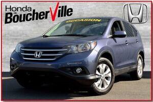 2014 Honda CR-V EX-L AWD Cuir Camera Navigation