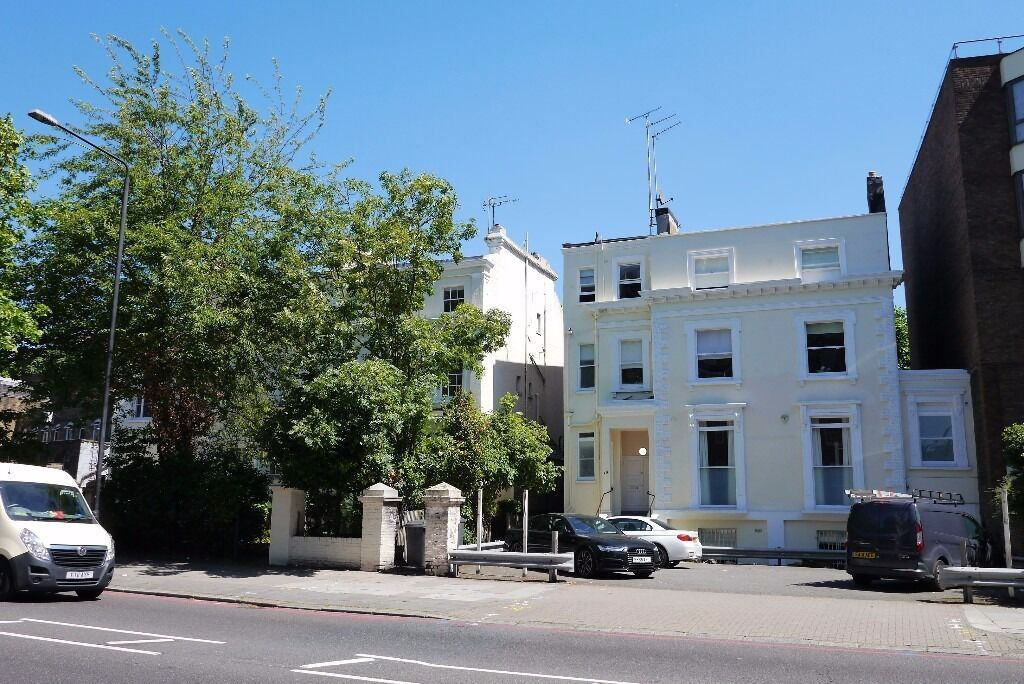 1 Bed Recently REFURBISHED, SPACIOUS, MODERN FIXTURES & FITTINGS, STUCCO FRONTED