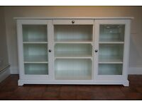 IKEA LIATORP Sideboard, dresser, storage, perfect condition WILL DELIVER TO NG POSTCODES FOR FREE!