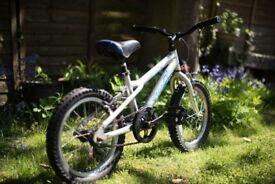 "Dawes Blowfish kids bike 16"" wheels"