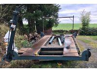 Car Ramp 4 post 3 tonne