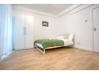 Double room in a newly refurbished flat in Clapham Common!
