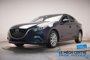 2016 Mazda Mazda3 GS MAGS, TOIT OUVRANT, B.CHAUF, BTOOTH
