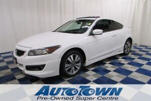 2009 Honda Accord EX-L/SUNROOF/LEATHER/ACCIDENT FREE!