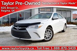 2015 Toyota Camry LE Upgrade Package only $150 biweekly $0 down