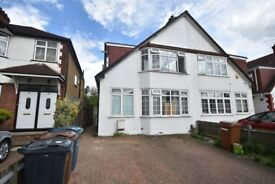 2 BED REFURBISHED WELL PRESENTED 1ST FLOOR MAISONETTE WITH REAR GARDEN. AVAILABLE NOW (ref 11869)