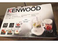 Kenwood Multi Pro Compact FP220 Food Processor