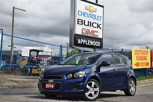 2014 Chevrolet Sonic LT 5 Dr Hatchback at