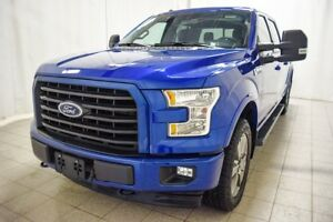2017 Ford F-150 XLT SPORT 4X4 SUPERCREW, Camera recul, Climatise