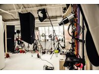 Beautiful warehouse studio 2 min from Dalston Kingsland