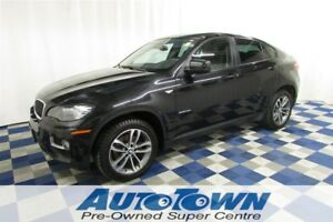2014 BMW X6 35I AWD/SUNROOF/NAV/LEATHER/ACCIDENT FREE/LOW KM