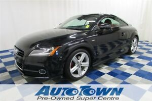 2013 Audi TT S line Competition AWD/LEATHER/HTD SEATS/ONE OWNER