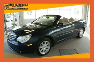 2008 Chrysler Sebring Limited + NAVIGATION + JAMAIS ACCIDENTÉ +