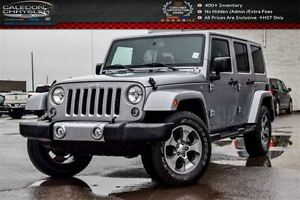 2016 Jeep WRANGLER UNLIMITED Sahara|4x4|Hard Top|Navi|Bluetooth|