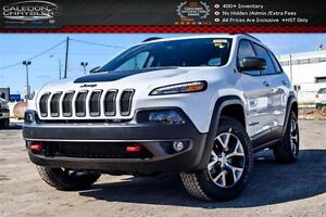 2017 Jeep Cherokee New Car Trailhawk|4x4|Navi|Pano Sunroof|Safet