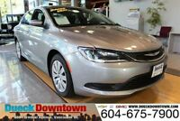 2015 Chrysler 200 LX  - Leathereasy Financing !