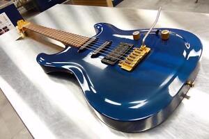 Guitare électrique GODIN Artisan ST Bleu Cobalt     #F005681