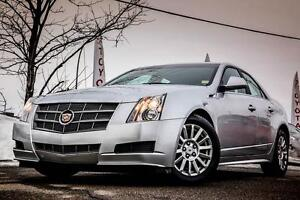 Cadillac Berline CTS LEATHER 2011