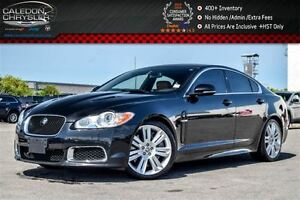 2011 Jaguar XF XFR|Navi|Sunroof|Backup Cam|Bluetooth|Leather|Hea