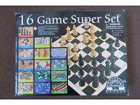16 Game Super Set