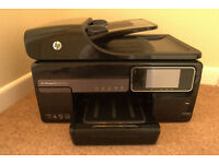 Hp officejet pro 8500a plus printer/scanner/fax