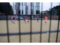 5-a-side football in Borough!