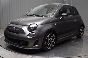 2013 Fiat 500 A/C MAGS
