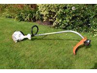 stihl fs 56 petrol brush cutter
