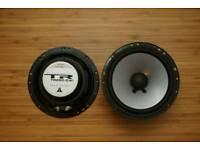 JL Audio TR-650 midbass speakers