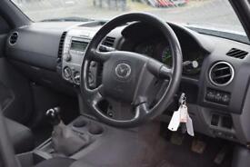 MAZDA BT-50 2.5TD TS 4 Door Double Cab Pickup 4X4 141 BHP (silver) 2008
